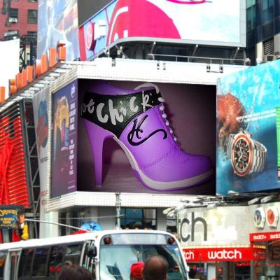 WOMEN'S HIGH HEEL SNEAKERS WITH ORIGINAL LOGO TRADEMARK