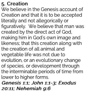 5. Creation