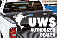 Truck toolbox, toolbox, storage, betterbilt, UWS, Weatherguard