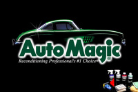 Auto detail products clean wax auto magic