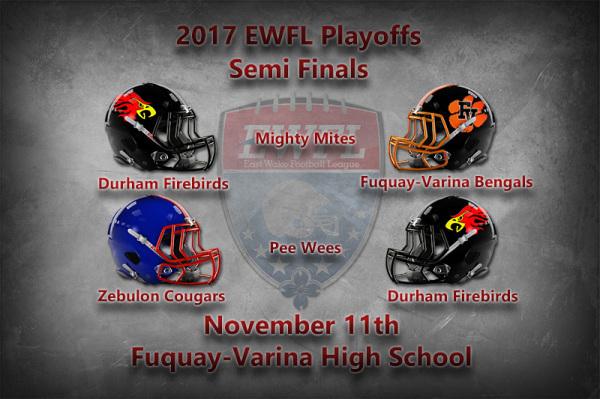 EWFL Semi Finals