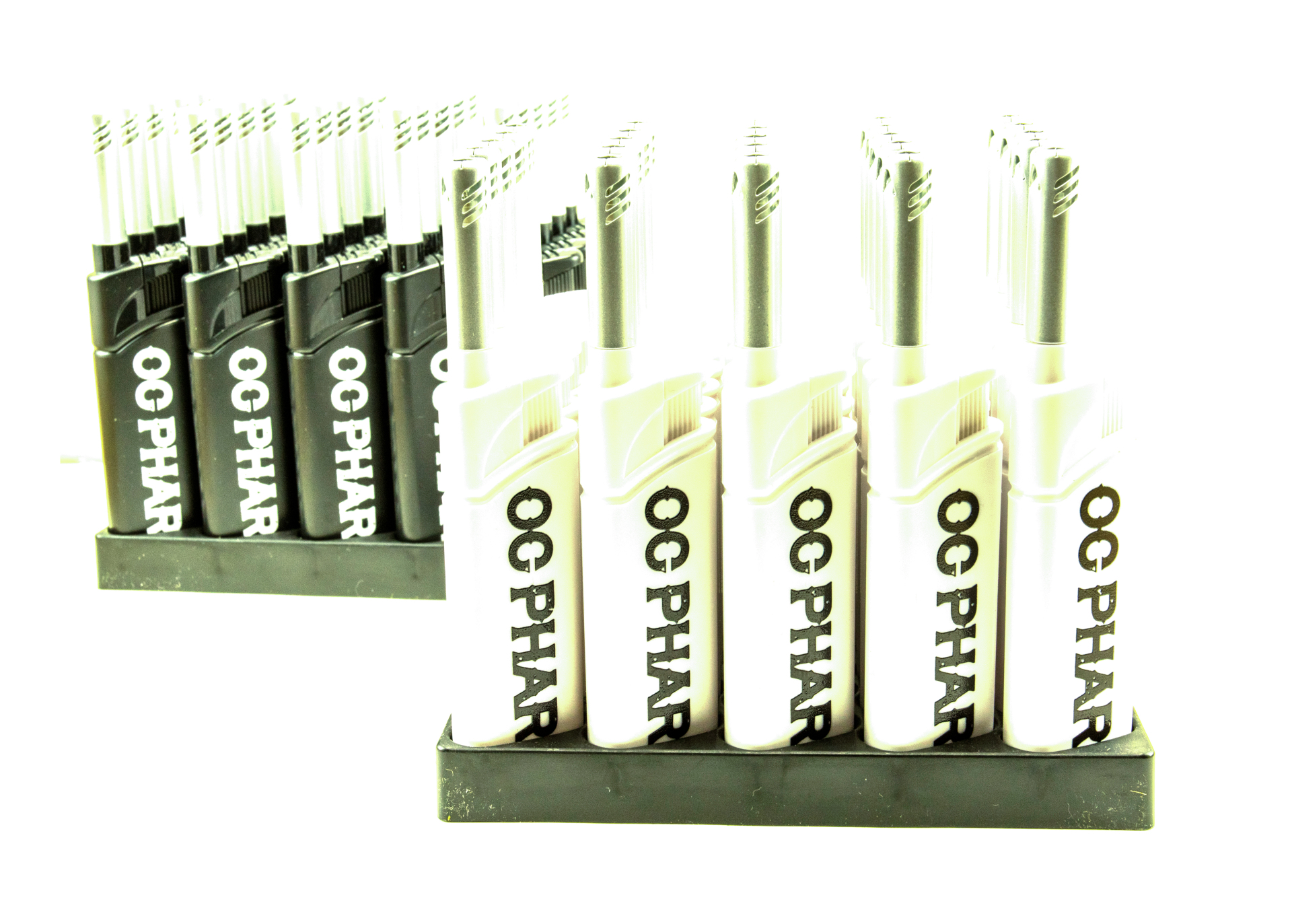 Torch Lighters (White/Black)