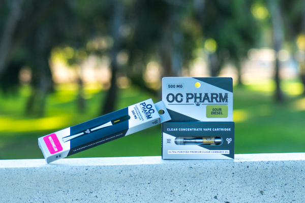 Disposable Vape Pen + Cartridge