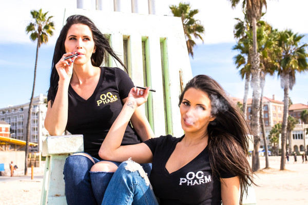 Holly and Kylee for OC Pharm