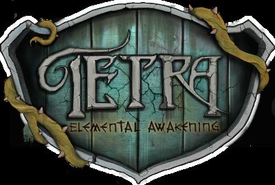 Tetra Logo Design