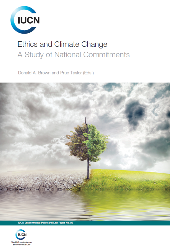 Ethics and Climate Change: A Study of National Commitments