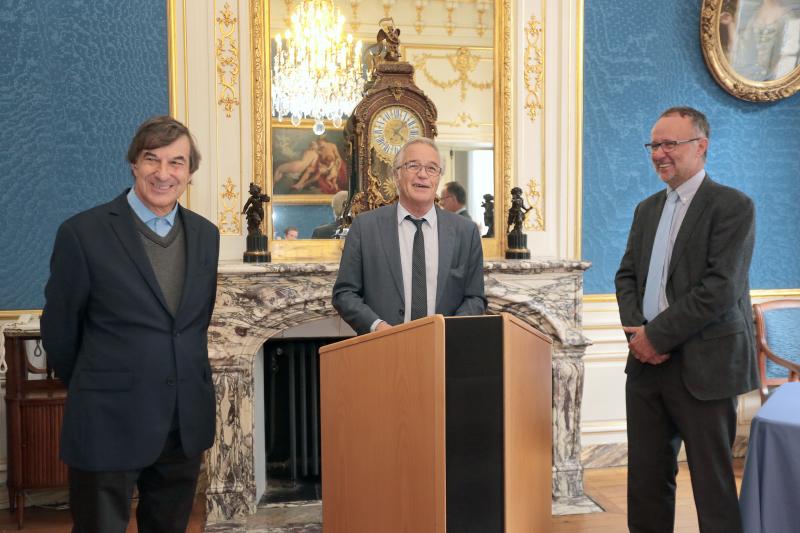 Déclaration du Jardin des sciences de Dijon (Muséum, Jardin Botanique, Planétarium): Initiative pour une éthique de la biosphère
