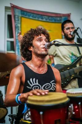 Andres Mordecai of El Caribefunk