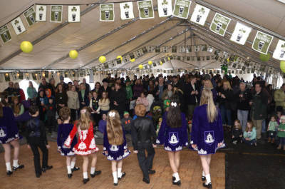 2017 St. Patrick's Day Festival Is A Success!