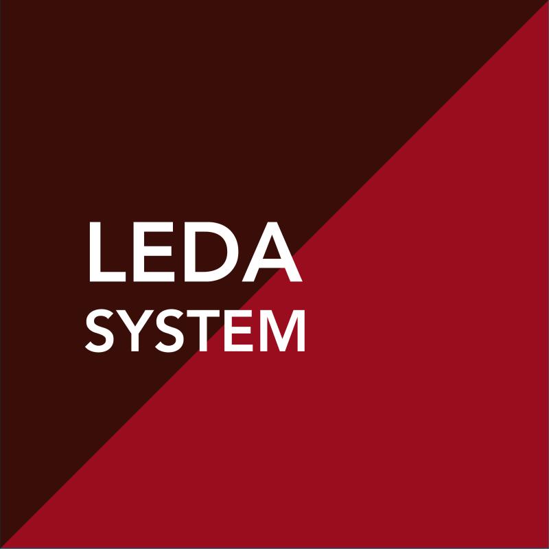 RELEASE OF LEDA SYSTEM