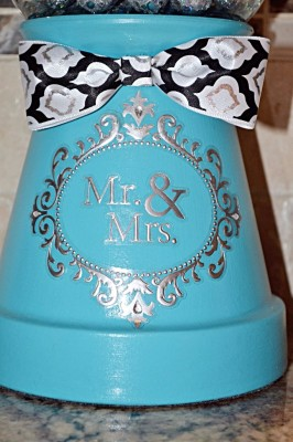 MR & MRS WEDDING $25