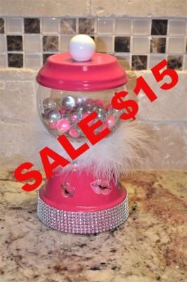 PINK LIP BLING $20