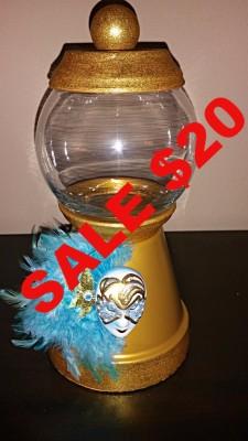 MARDI GRAS GOLD $30