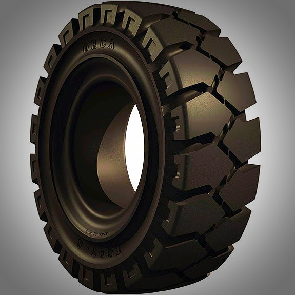 Trelleborg Orca Standard Tyre                      ( 3 stage construction )