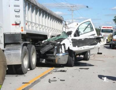 Auto Accidents   18 Wheeler Accidents