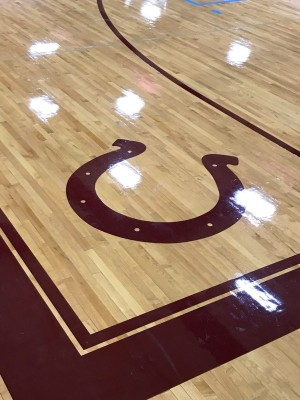 FofU4 Contributed to the UMS Gym Floor Refinishing