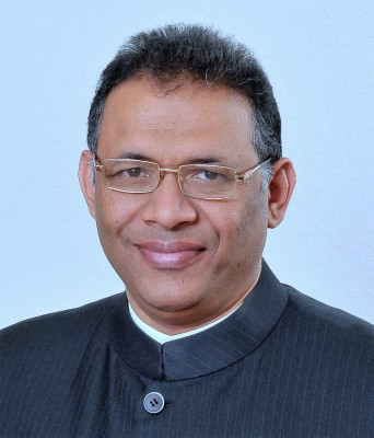 Rev. James Oommen