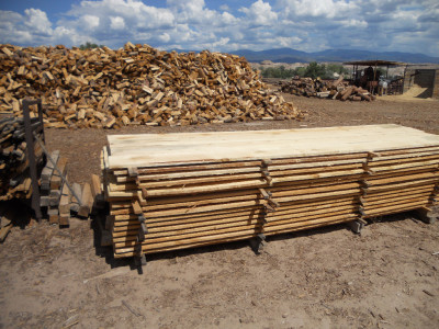 Rough-Sawn Lumber