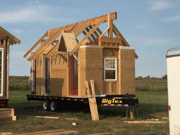 Tiny House Project.