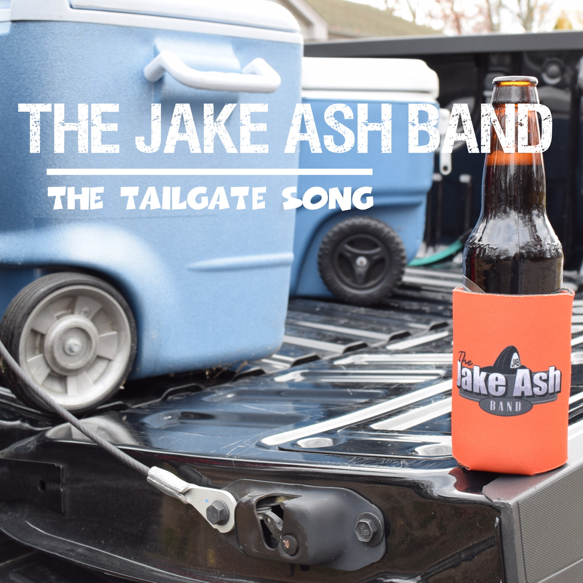 "Album Art For ""The Tailgate Song"""