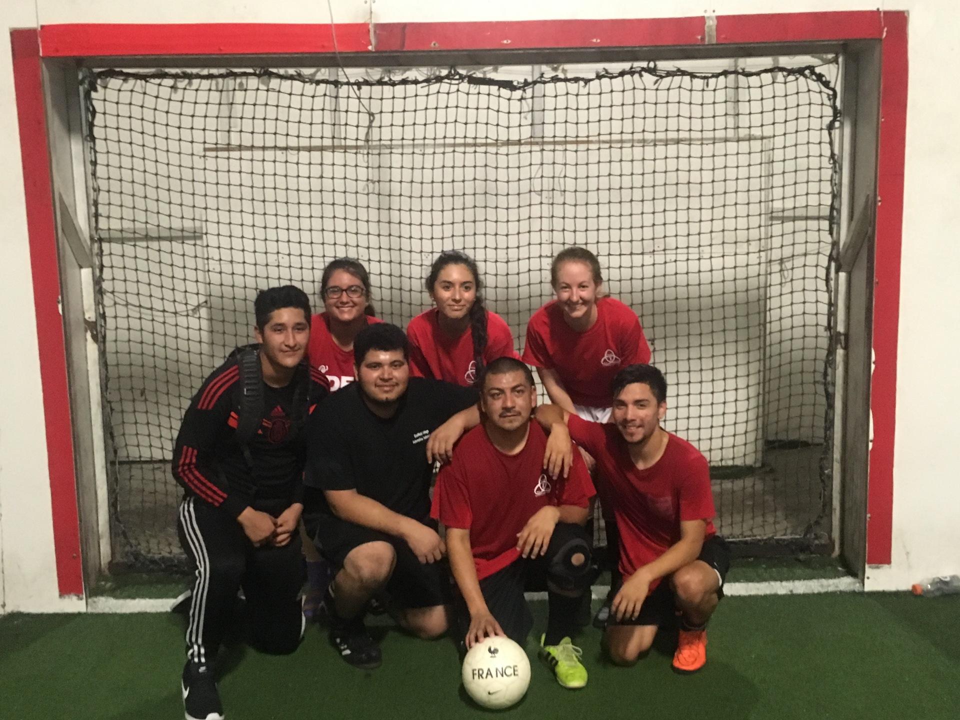 ORLC Co-Ed Soccer Team | Equipo de Fútbol de ORLC