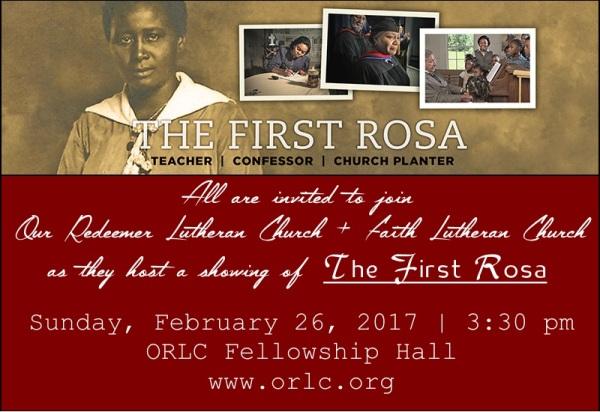 Join us on February 26! | ¡Unirse nosotros en 26 de Febrero!
