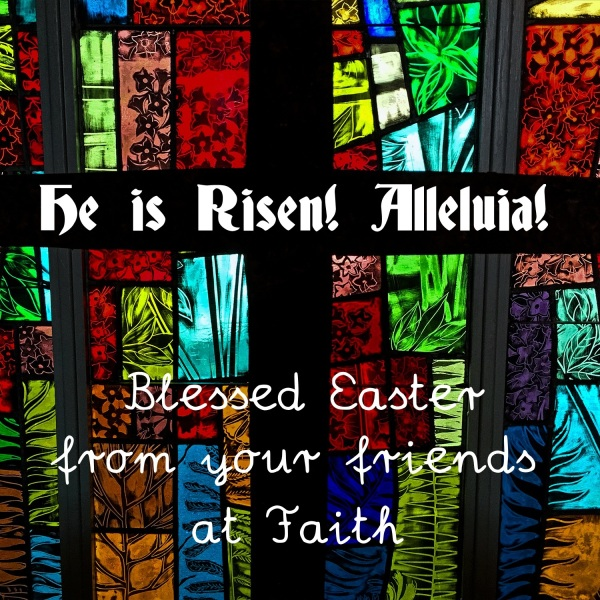 Blessed Easter to you all!