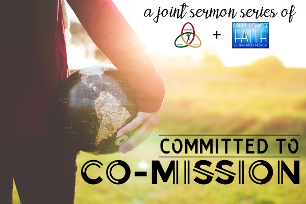 Sunday Sermon Series at ORLC from April 29-June 3.  See you at church!
