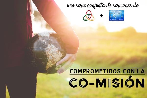 Serie de Sermones del Domingo en ORLC del 29 de abril al 3 de junio.