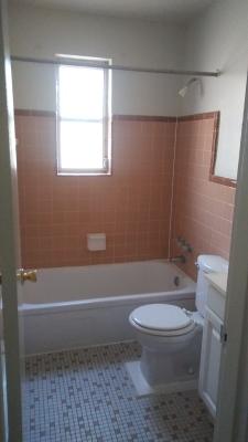 Bathroom 1 bedroom deluxe