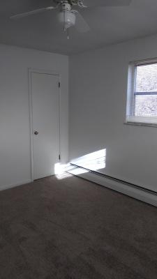 Main bedroom in 1 bedroom deluxe