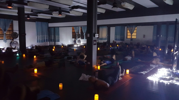Yin Yoga at Hot Yoga 8