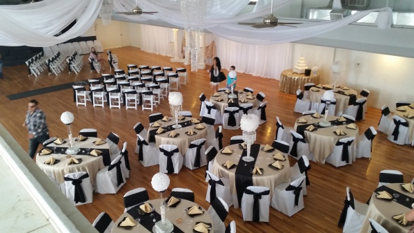The Sanchez Wedding at the Branson Event Center