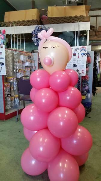 Balloon Baby!