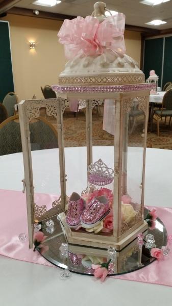 Baby Shower Table Centerpiece Rental
