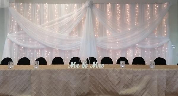 Wedding Backdrop