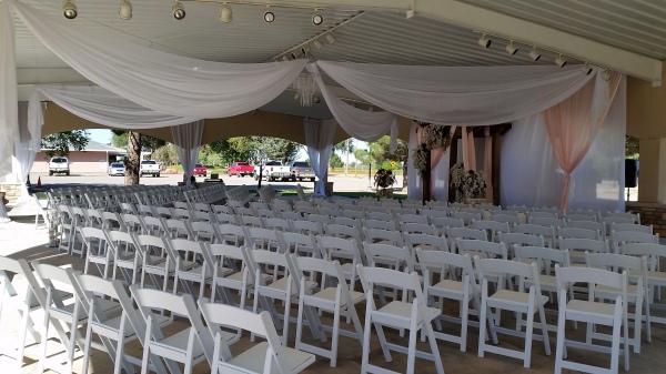 Outdoor Wedding Bliss in October