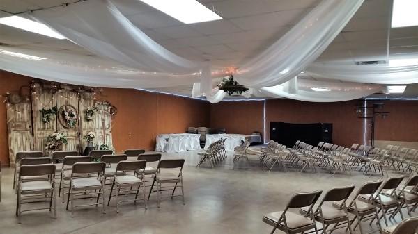 Wedding at the Sherrif's Posse