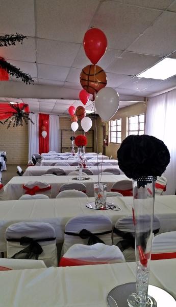 Loving High School Basketball/Cheer Banquet 2018