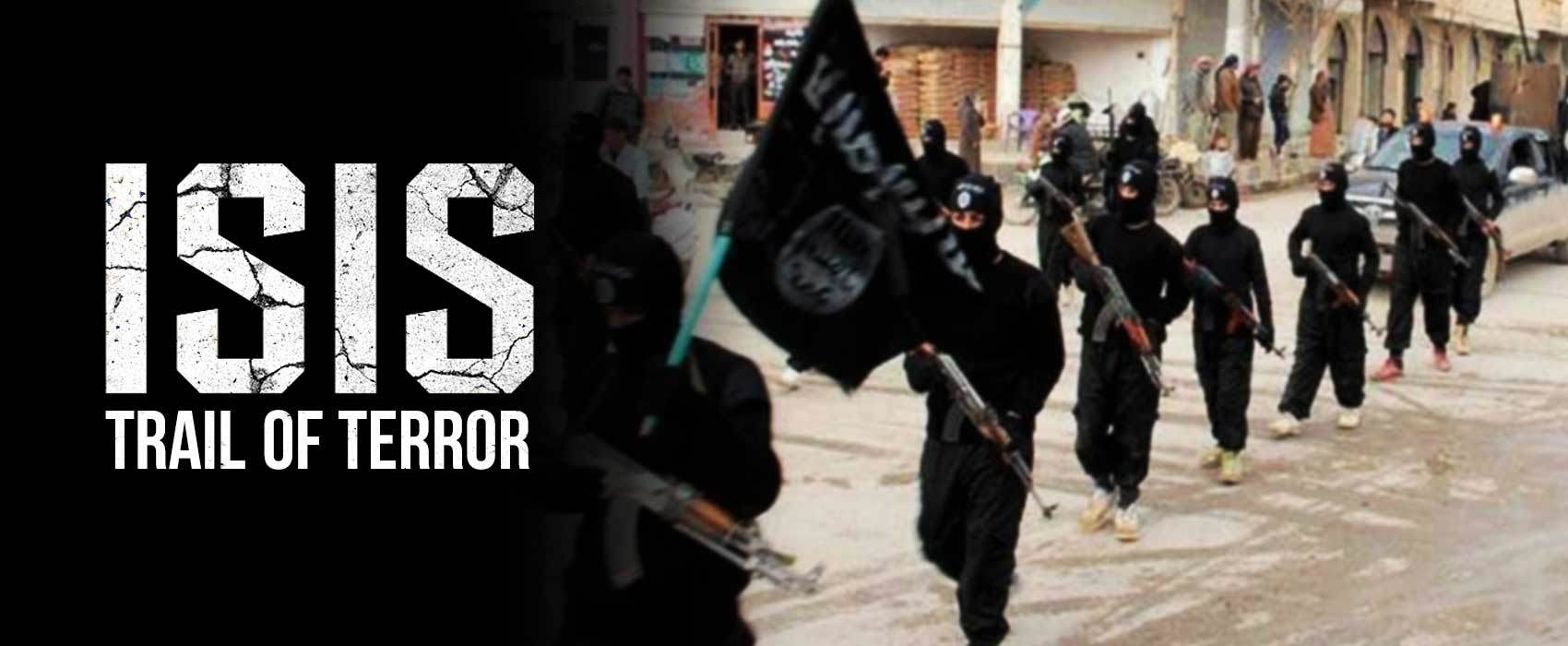 Tribalism VS. Terrorism - The ISIS Cult of Terror