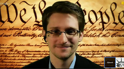 Edward Snowden's Arguments against NSA's Surveillance