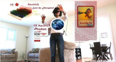 VRMaverick - Interactive