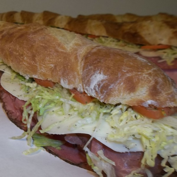 Party Subs Harrisburg PA.