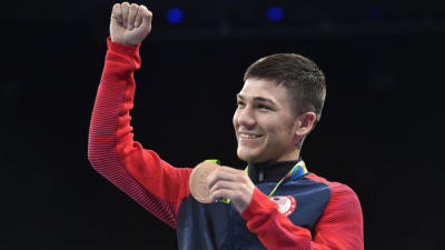 Home to 2016 Olympic Bronze Medalist Nico Hernandez!