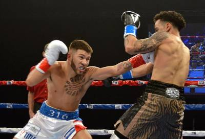NICO HERNANDEZ WINS DEBUT FIGHT!