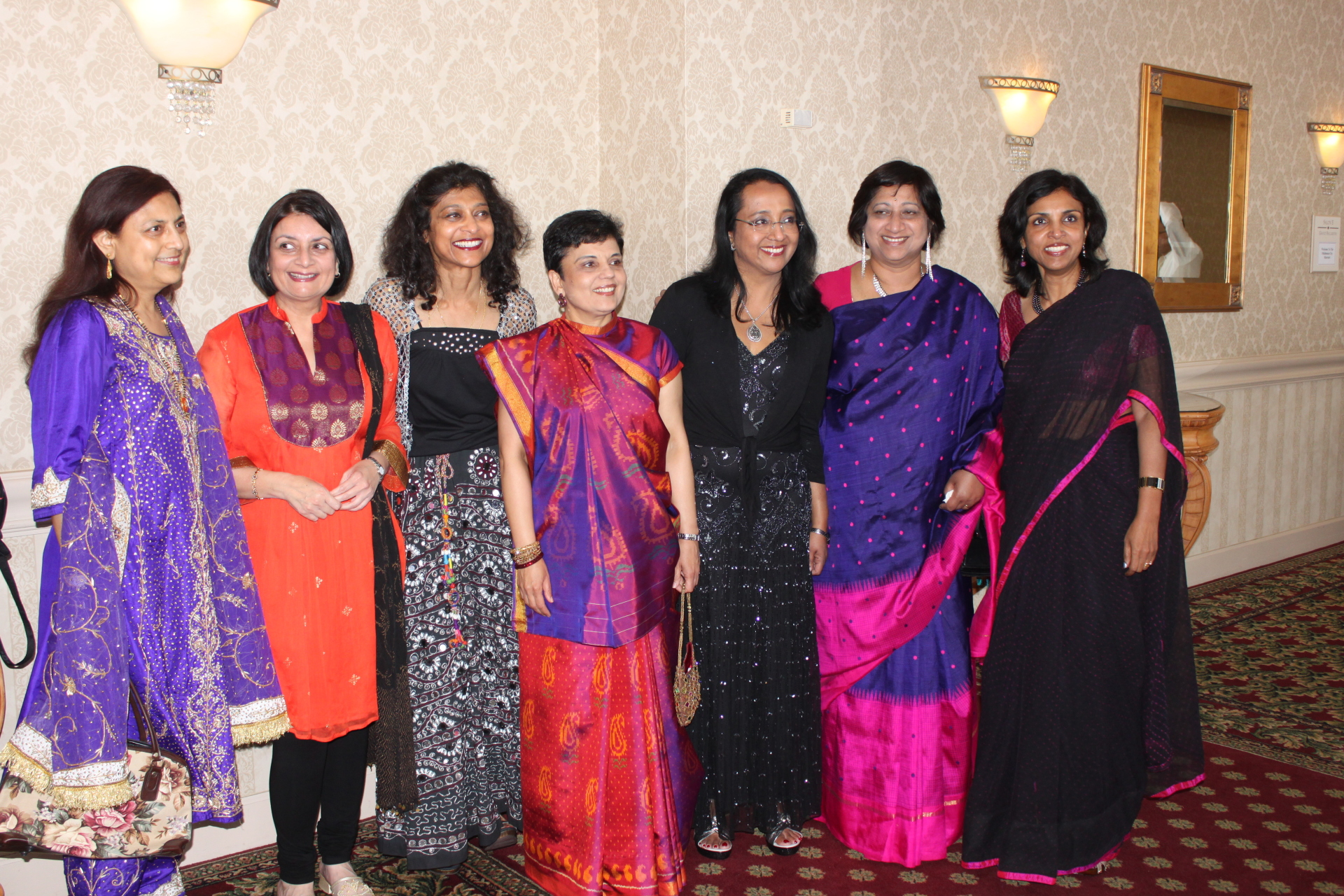 The Ladies in 2014