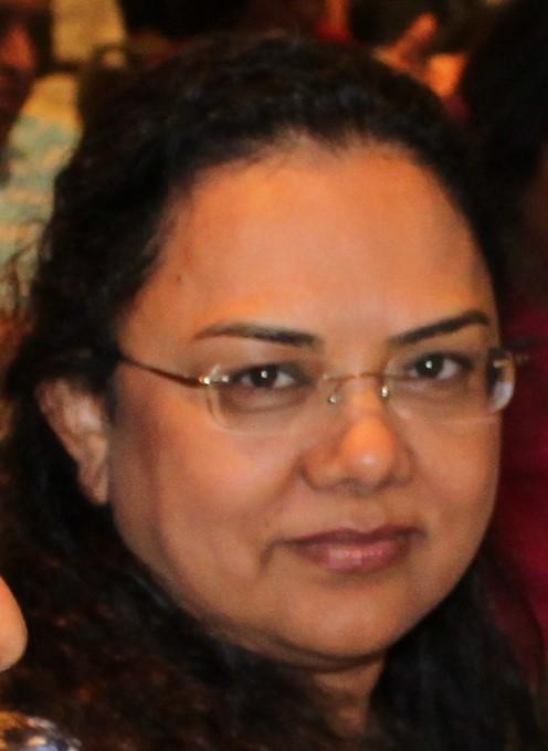 Anita Sharan Jesudas