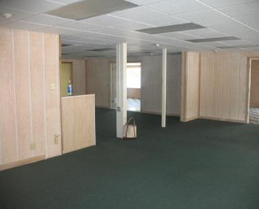 BEFORE PIC:  It started with a vision for this new pet store owner at Natural Instincts in Alpine, CA