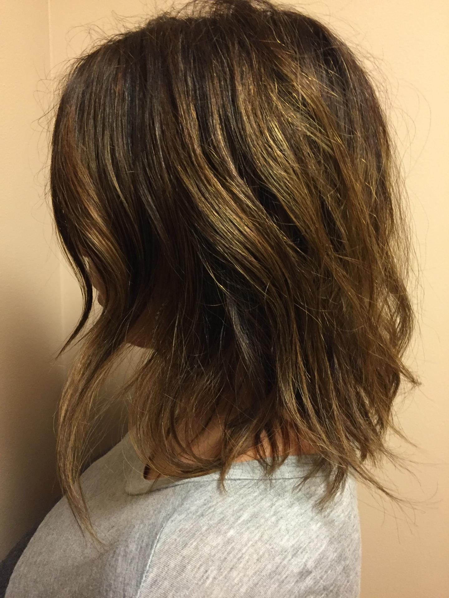 Irina Grindstaff Hair Stylist