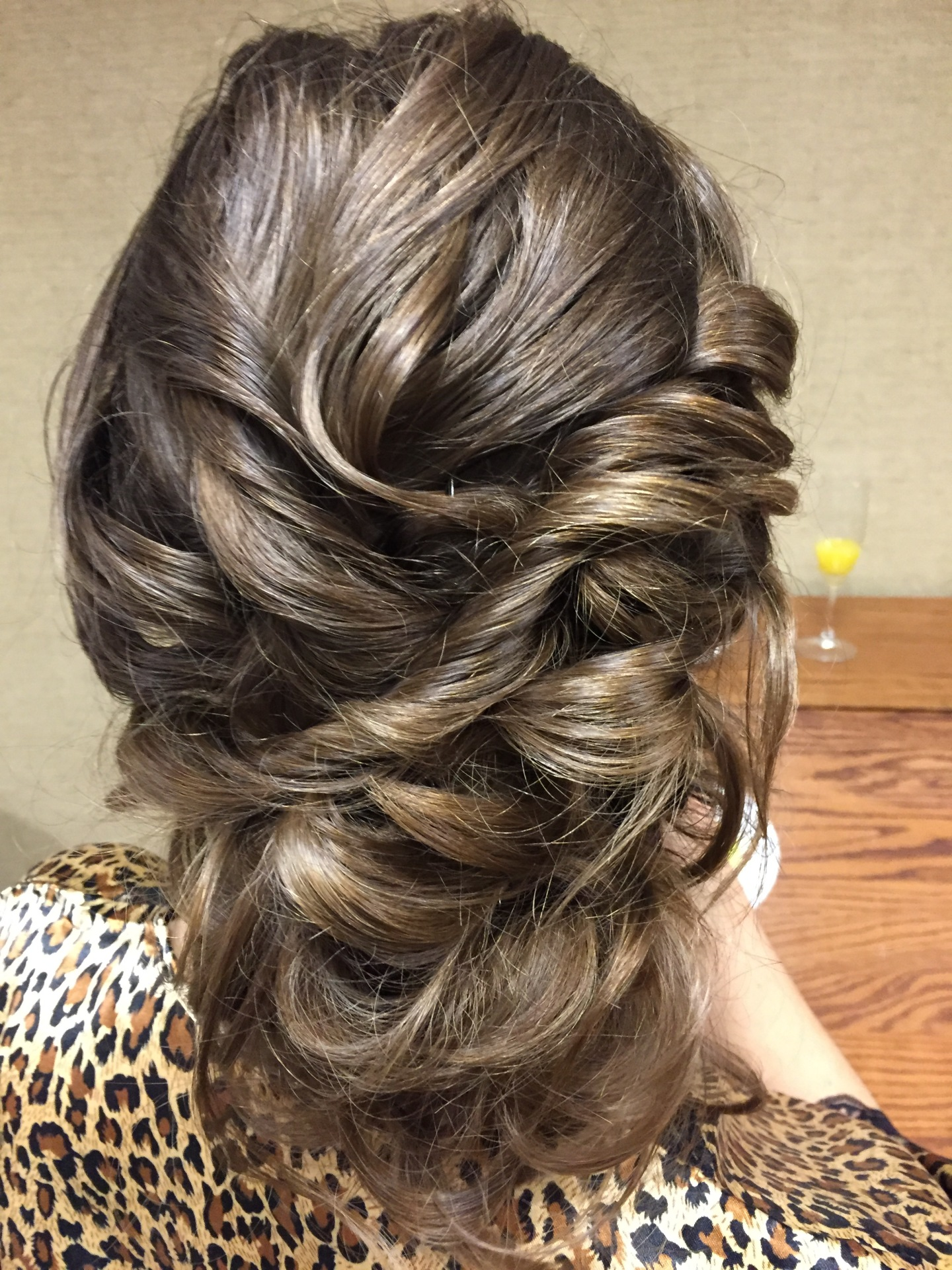 Asheville, NC Wedding Hair